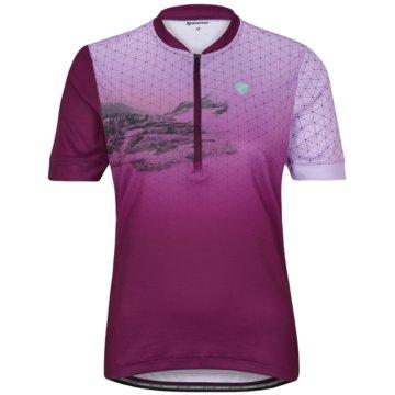 Ziener FahrradtrikotsNADINKA LADY (TRICOT) - 219103 pink