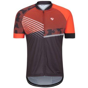 Ziener FahrradtrikotsNOFRET MAN (TRICOT) - 219203 orange