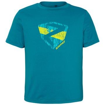 Ziener T-ShirtsNADEN JUNIOR (T-SHIRT) - 219500 blau