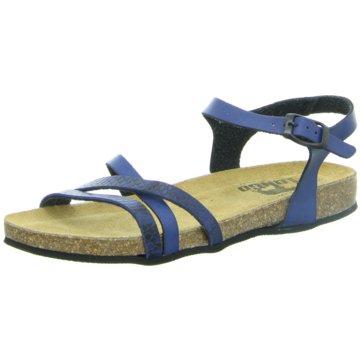 LONGO Sandale blau