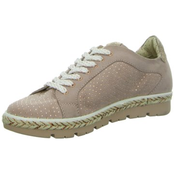 Julia Grey Sneaker Low beige