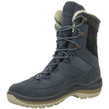 LOWA Sneaker HighCALCETA III GTX WS - 420414 blau