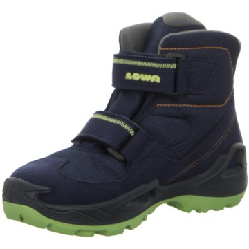LOWA Sneaker HighMILO GTX MID - 650542 blau