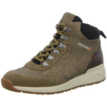 Allrounder Sneaker High braun