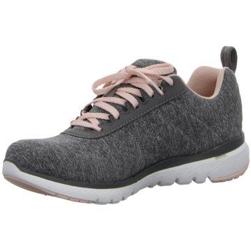 Skechers Sneaker LowFlex Appeal 3.0 WP grau