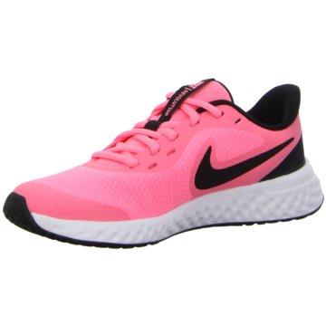 Nike Sneaker LowREVOLUTION 5 - BQ5671-602 rosa