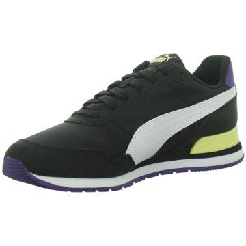 Puma Sneaker LowST RUNNER V2 NL - 365278 schwarz
