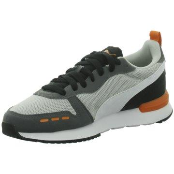 Puma Sneaker Low R78 - 373117 grau