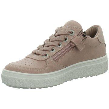 Lurchi Sneaker Low rosa