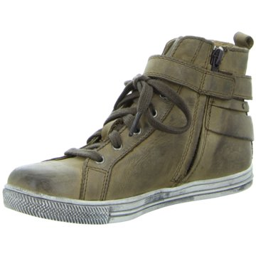 Braqeez Sneaker High braun