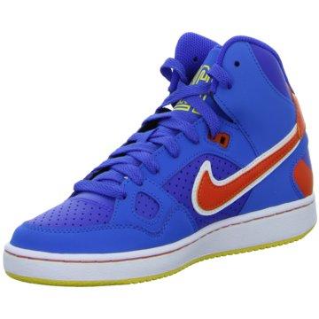 NIKE Sneaker High blau