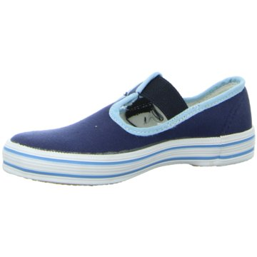 BECK Slipper blau