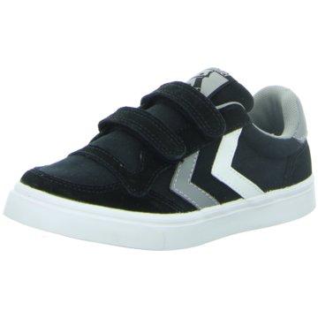 Hummel Sneaker Low schwarz