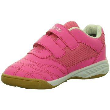 Kappa Trainings- und HallenschuhKICKOFF K pink