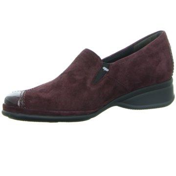 SEMLER Komfort Schuh rot