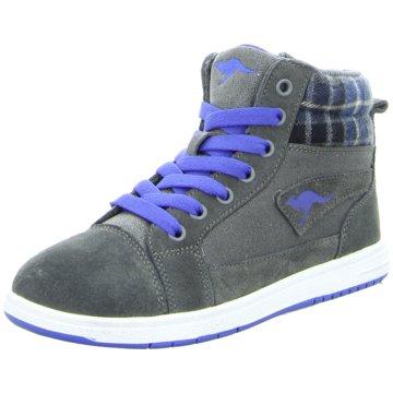KANGAROOS Sneaker High grau