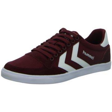 Hummel Sneaker Low rot