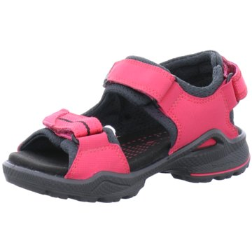 ECCO Trekkingsandale pink