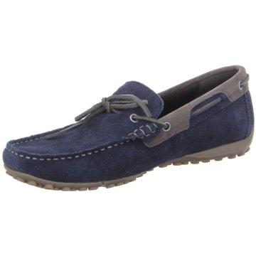 Geox Bootsschuh blau