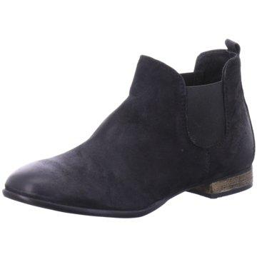 Lazamani Chelsea Boot schwarz