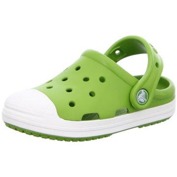 Crocs Sandale grün