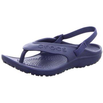 Crocs SandaleClassicClogK blau