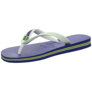 havaianas Offene SchuheZehentrenner blau