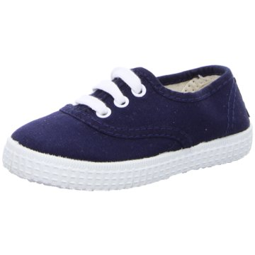 natural world Sneaker Low blau