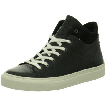 Overstate Sneaker High blau