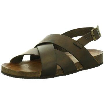 TABARCA Sandale braun