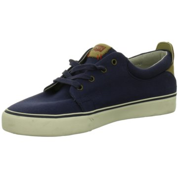 Levis Sneaker Low blau
