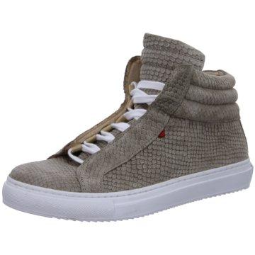 Velvetred Sneaker High grau