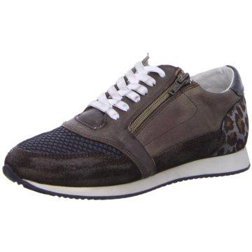 Lazamani Sneaker Low braun