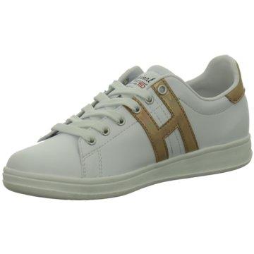 HIS Sneaker Low weiß