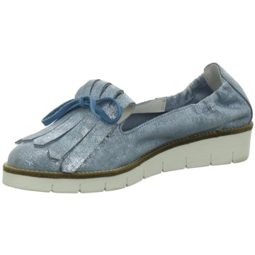 SPM Slipper blau