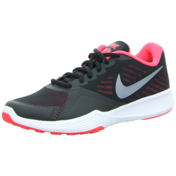 NIKE - Running WMNS NIKE CITY TRAINER -  schwarz