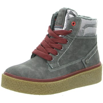 Wrangler Sneaker High grau