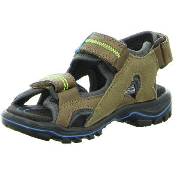 Eccolet Offene Schuhe braun