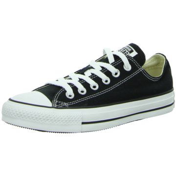 Converse Sneaker LowChuck Taylor OX schwarz