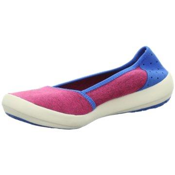 adidas Sportlicher Slipper rosa