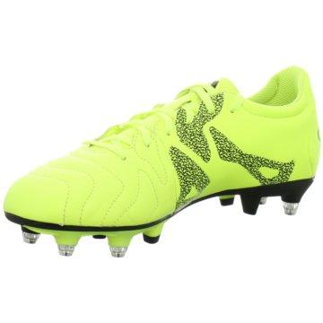 adidas Stollen-SohleX 15.3 SG Leather gelb