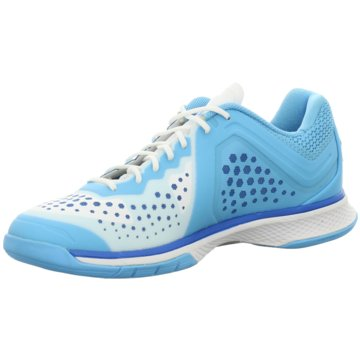 adidas Hallenschuhe blau