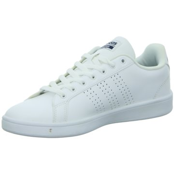 adidas Sneaker LowCloudfoam Advantage Clean weiß