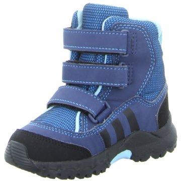 adidas Winterboot blau