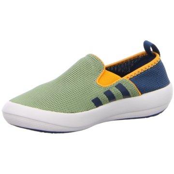 adidas Slipper grün