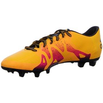 adidas Nocken-SohleX 15.3 FG orange