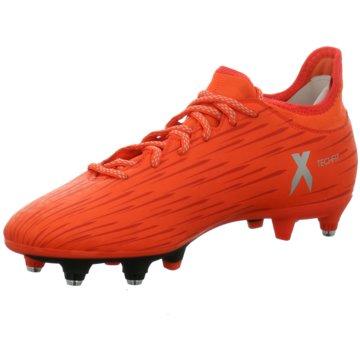 adidas Stollen-SohleX 16.3 SG rot