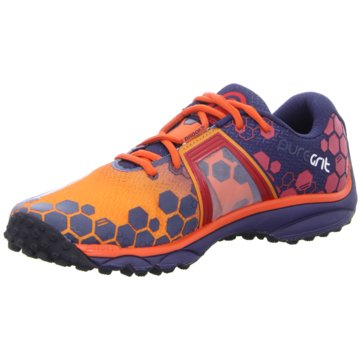 Brooks Running orange