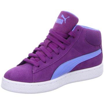Puma Sneaker High lila