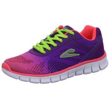 Hengst Footwear Sportlicher Schnürschuh lila